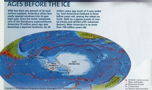 """Ages before the Ice"" 2002 map"