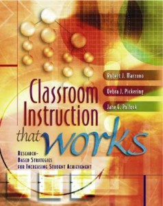 Classroom_Instruction_That_Works book cover image
