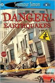 Danger_Earthquakes book cover image