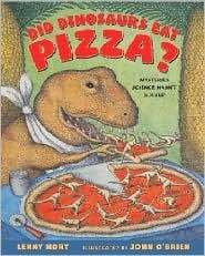 Did_Dinosaurs_Eat_Pizza book cover image