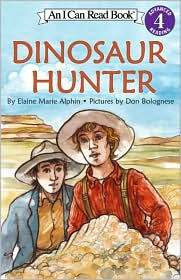 Dinosaur_Hunter book cover image