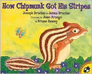 How_Chipmunk_Got_His_Stripes book cover image