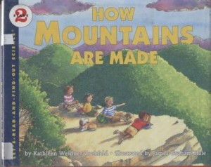 How_Mountains_Are_Made book cover image