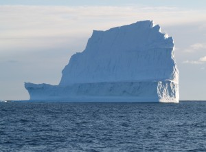 Ross Sea Iceberg