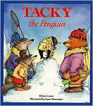 Tacky the Penguin book cover image