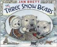 Three_Snow_Bears book cover image