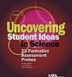 Uncovering student ideas in Science book cover image