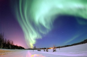 norther lights image