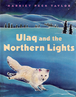 ulaq and the Northern Lights book cover image