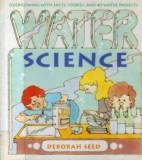 waterscience book cover image