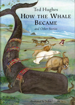 How the whale became book cover image