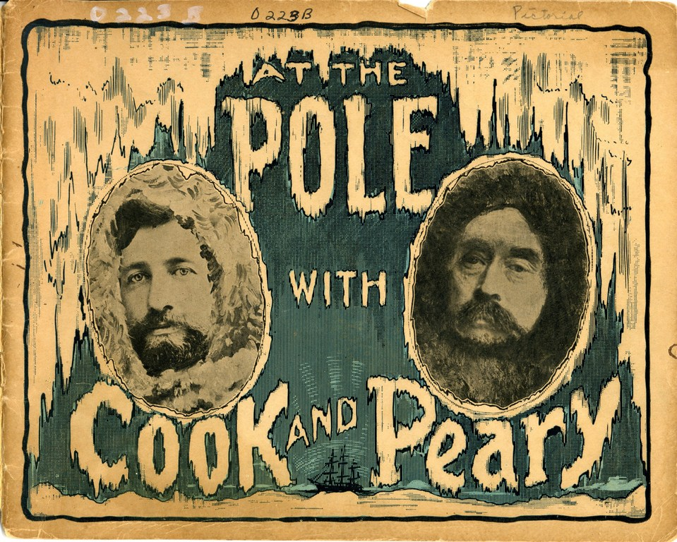 Image result for frederick cook vs robert peary