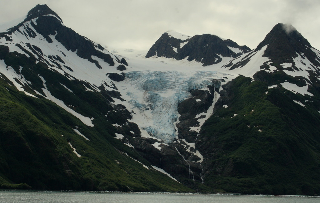 Continental Glaciers And Valley Glaciers This type of glacier is ...